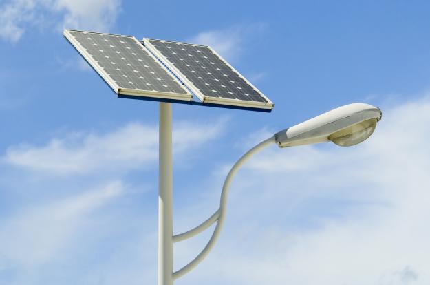 Transsol iluminaci n solar - Lamparas led solares ...